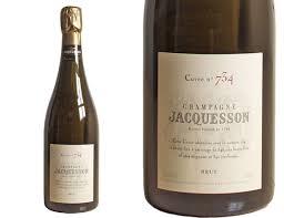 Champagne Jacquesson Cuvée 734 pour Lindaboie