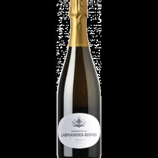 Champagne Larmandier Bernier longitude Premier Cru Extra Brut La Route des Blancs Lindaboie