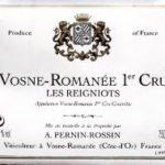 Pernin-Rossin Vosne-Romanée Les Reigniots Lindaboie