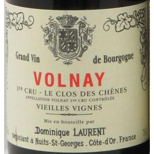 Dominique Laurent Volnay 1er cru Clos des Chênes Vieilles Vignes 2017
