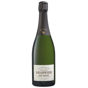 Champagne Drappier Brut Nature Zéro Dosage pour Lindaboie