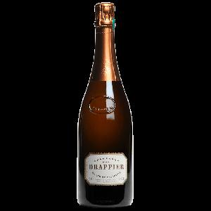 Champagne Drappier Millésime d'Exception 2013 pour Lindaboie