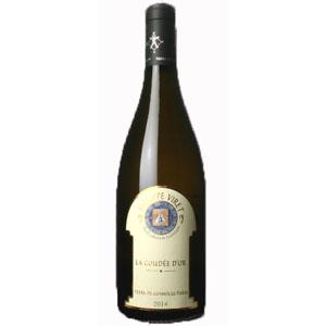Domaine Viret Coudée blanche bouteille pour Lindaboie