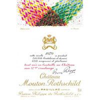 Château Mouton Rothschild Pauillac Premier Grand Cru Classé de 1855 1979 Pour Lindaboie